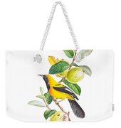Brazilian Bird Weekender Tote Bag
