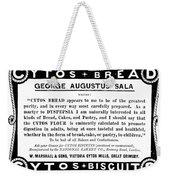Bread Ad C1896 Weekender Tote Bag