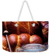 Bread And Honey Weekender Tote Bag