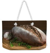Bread With Spice Weekender Tote Bag