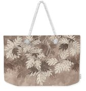 Breadfruit Tree Weekender Tote Bag