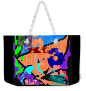 Break Free Weekender Tote Bag