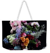 Break Into Blossom Weekender Tote Bag