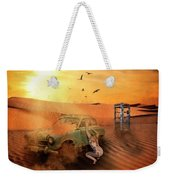 Breakdown Weekender Tote Bag