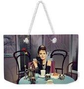 Breakfast At Tiffany's Weekender Tote Bag