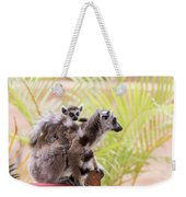 Breakfast Guests Weekender Tote Bag