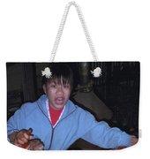 Breakfast In China Weekender Tote Bag