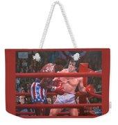 Breakin' Ribs - Rocky Weekender Tote Bag