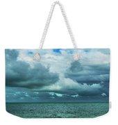 Breaking Clouds In Key West, Florida Weekender Tote Bag