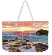 Breaking Dawn Weekender Tote Bag by Marcia Colelli