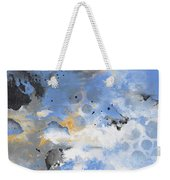 Breaking Storm Weekender Tote Bag