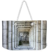 Breaking Through The Forth Wall Weekender Tote Bag