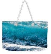 Breaking Wave At Kekaha Beach Weekender Tote Bag