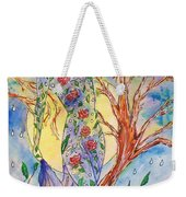 Breath Of Life Weekender Tote Bag