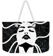 Breathe Out Weekender Tote Bag
