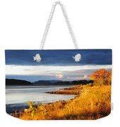 Breathing The Autumn Air Weekender Tote Bag