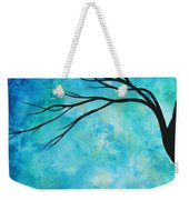 Breathless 1 By Madart Weekender Tote Bag