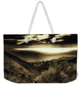 Breathless View Weekender Tote Bag