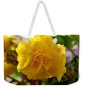 Breathtaking Begonia Weekender Tote Bag