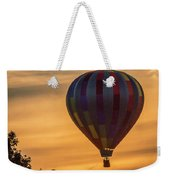 Breathtaking Hot Air Weekender Tote Bag