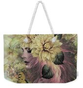 Breeze Blowing With Fragrance Weekender Tote Bag