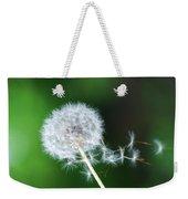 Breezy Dandelion Weekender Tote Bag