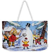 Brer Rabbit From Once Upon A Time Weekender Tote Bag
