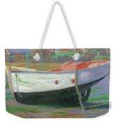 Breton Fisherboat At Paimpol  Bretagne   Weekender Tote Bag