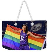Briann January Lgbt Pride 2 Weekender Tote Bag