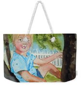 Brianna In Tree Weekender Tote Bag