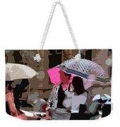 Bribane In The Rain #2 Weekender Tote Bag