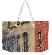 Brick Alley Weekender Tote Bag