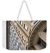 Brick And Steel And Glass Weekender Tote Bag