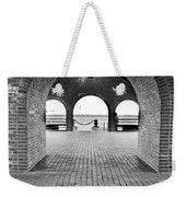 Brick Arch Weekender Tote Bag