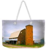 Brick Barn And Silo Weekender Tote Bag