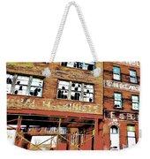Brick By Brick Weekender Tote Bag