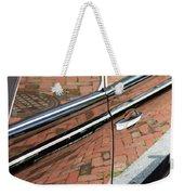 Brick Car Weekender Tote Bag