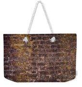 Vine Up A Brick Wall  Weekender Tote Bag