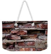 Brickbats Weekender Tote Bag by Tim Good