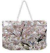Bricks And Blossoms Weekender Tote Bag