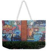 Bricktown Mosaics Weekender Tote Bag