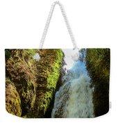 Bridal Veil Falls, Oregon Weekender Tote Bag