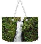 Bridal Veil Falls - Oregon Weekender Tote Bag