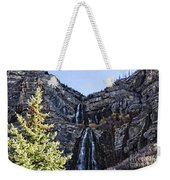 Bridal Veil Falls Provo Utah Weekender Tote Bag