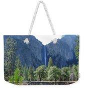 Bridal Veil Yosemite Weekender Tote Bag