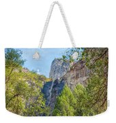 Bridalveil Fall Weekender Tote Bag