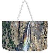 Bridalveil Falls From Above - Yosemite Weekender Tote Bag