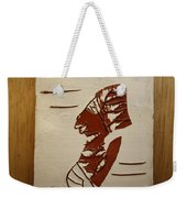 Bride 5 - Tile Weekender Tote Bag