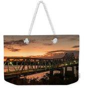 Bridge 8 Weekender Tote Bag