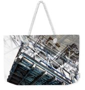 Bridge Abstract Weekender Tote Bag